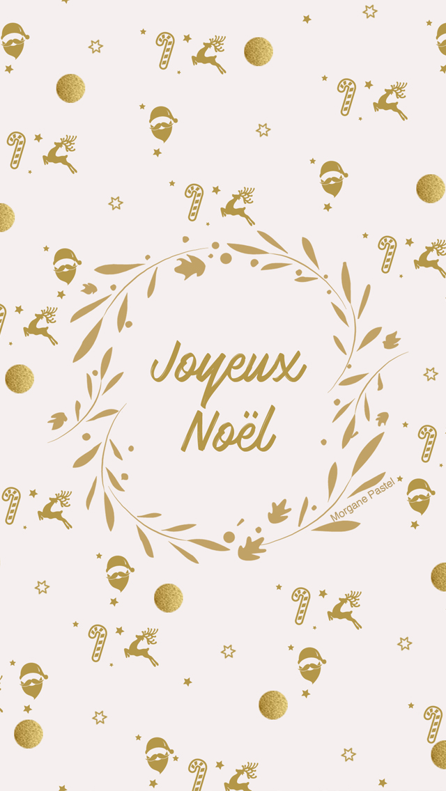 Wishlist de no l fond d 39 cran tiquettes cadeaux for Fond ecran noel 2016