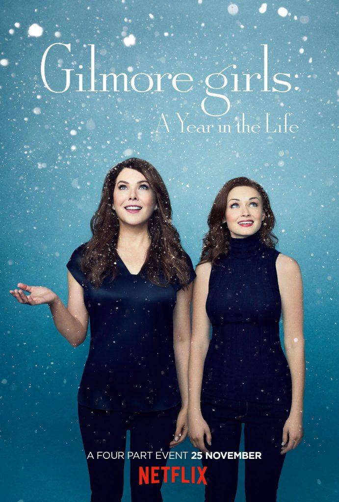la série gilmore girls