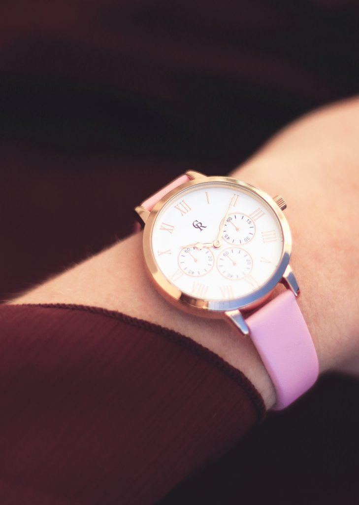 montre rose_style