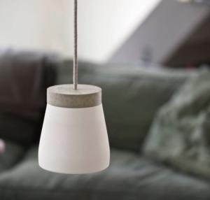 lampe beton