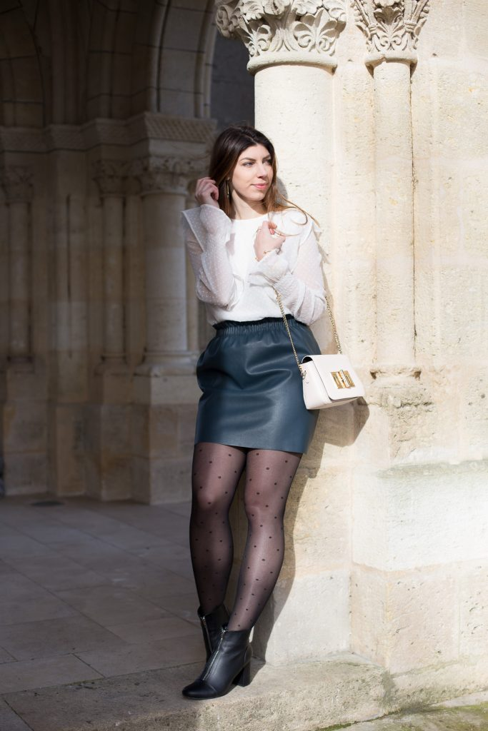 look chic glamour femme