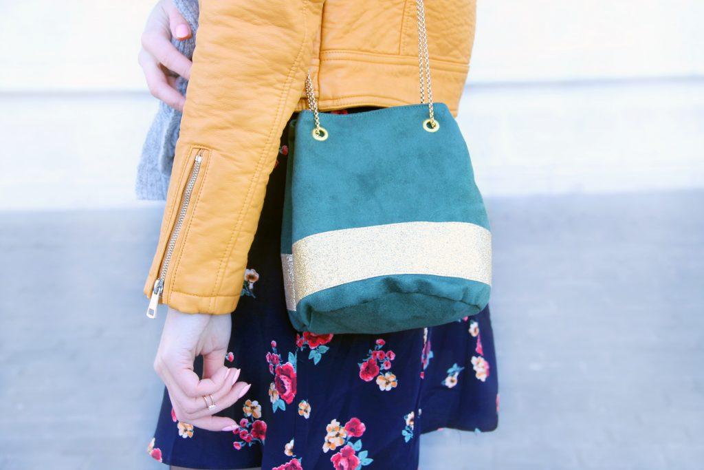 comment porter un sac bourse