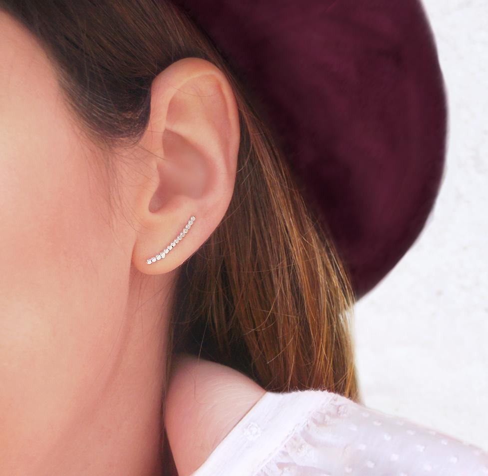 boucles manchette louve jewelry