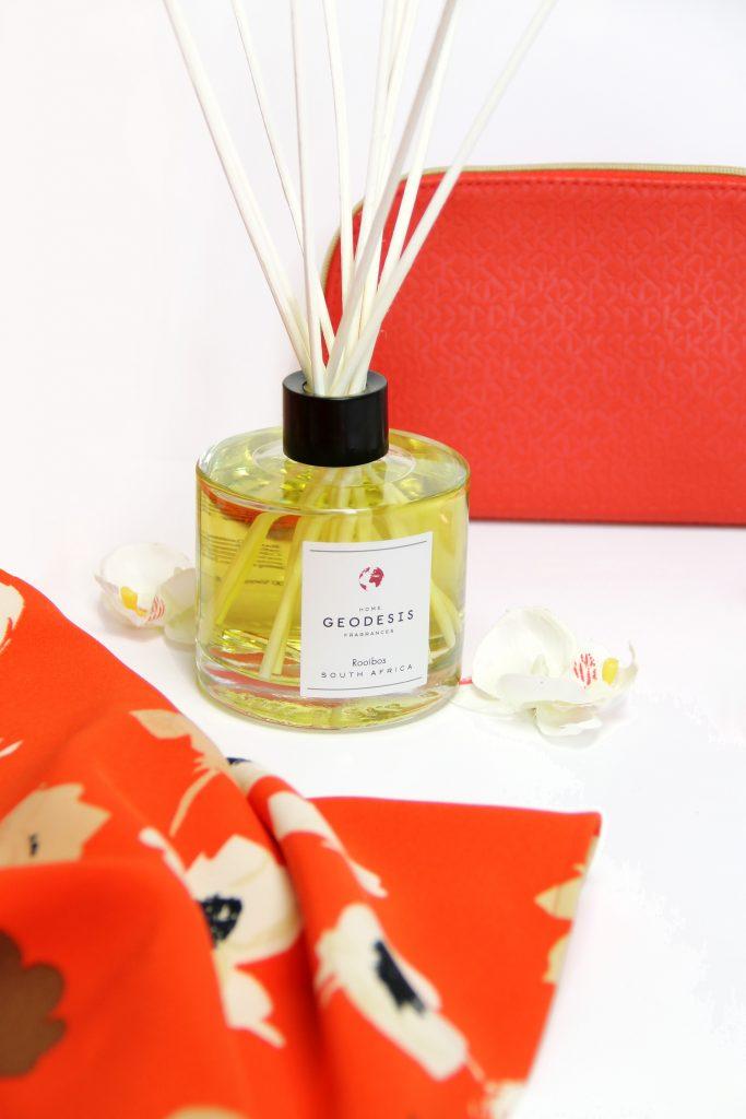 parfum ambiance roobois Geodesis
