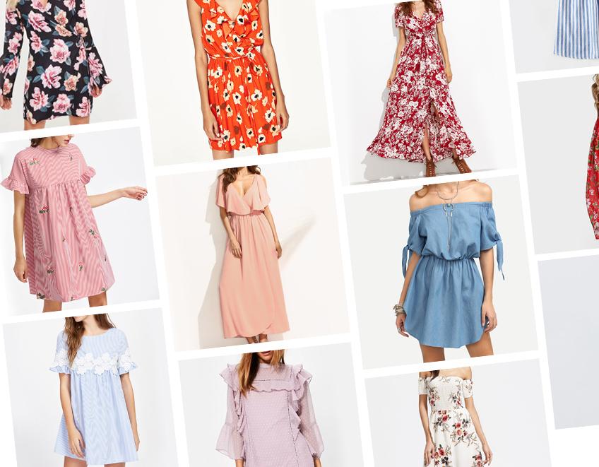 20 robes d'été pas cher à moins de 30€
