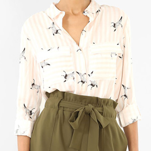 chemise motif