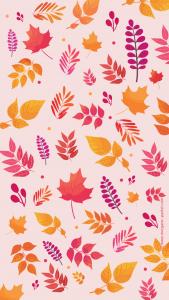 wallpaper automne octobre_iphone 5