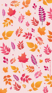 wallpaper automne octobre_iphone 6