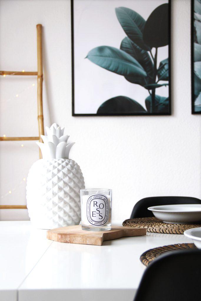 lampe ananas deco