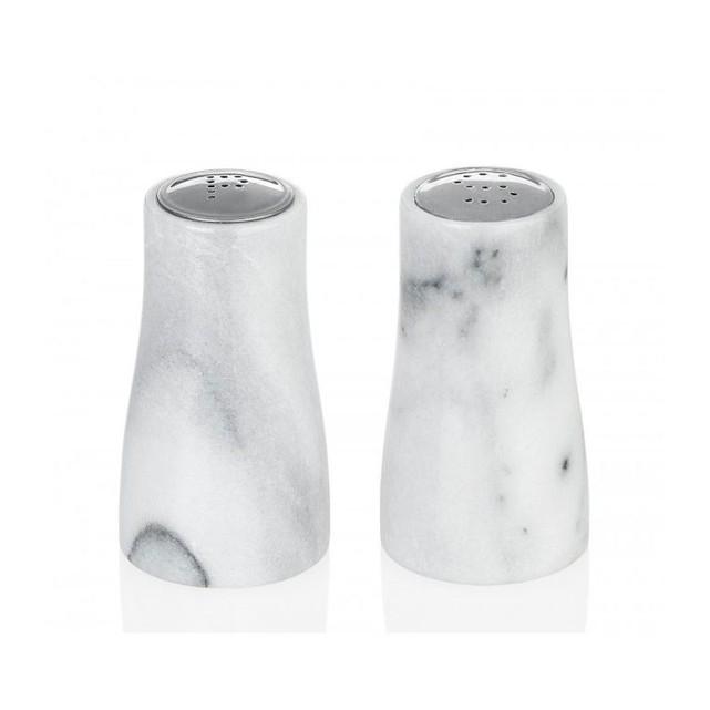 saliere poivriere marbre