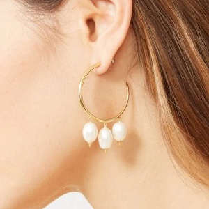 boucle doreille stella and dot