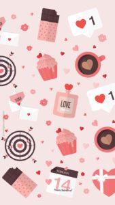 fond ecran fevrier saint valentin love