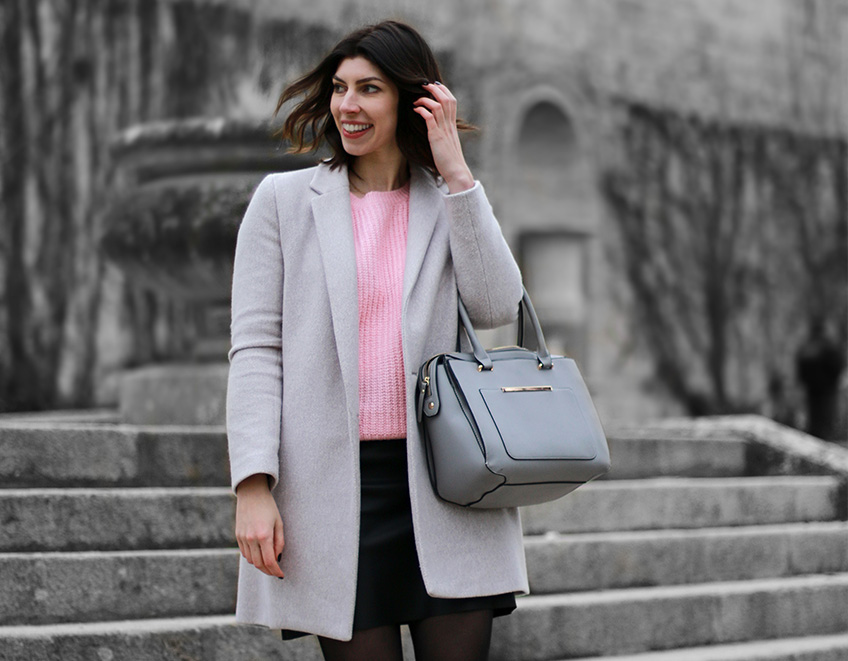 look manteau doudou