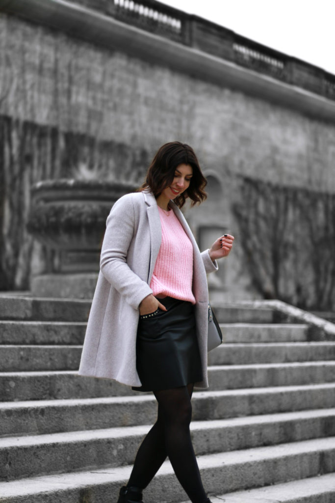 style mode manteau hiver