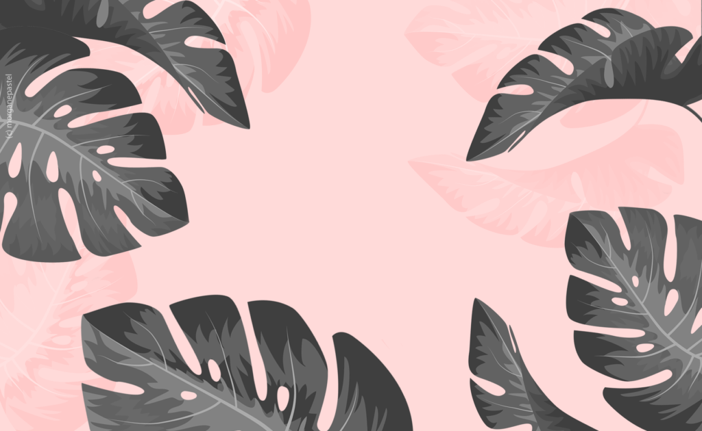 fond d'écran septembre palmier tropical sans texte