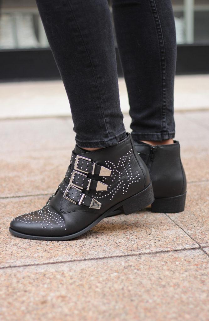 boots boucles sasha shoes