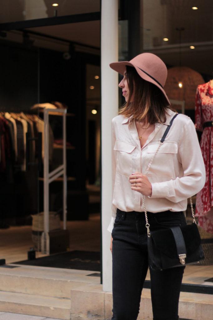 look femme automne blogueuse bordeaux