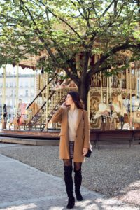 look mode automne cuissardes