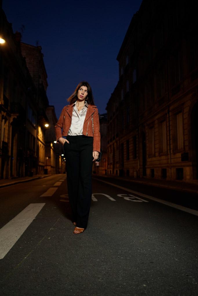 look-pantalon-palazzo-noir-femme-chic