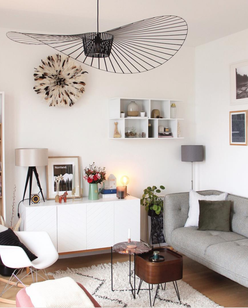 deco salon scandinave moderne