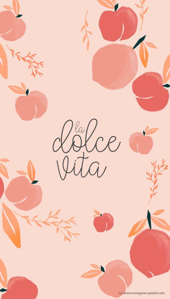 free wallpaper la dolce vita