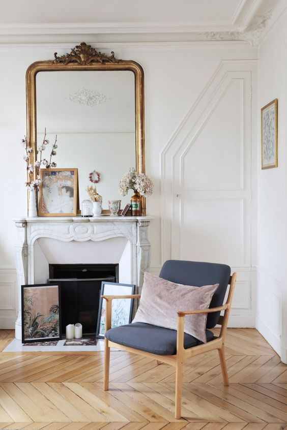 deco appartement ancien renovation chic