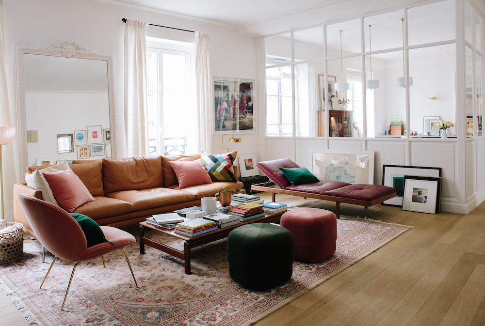deco appartement parisien