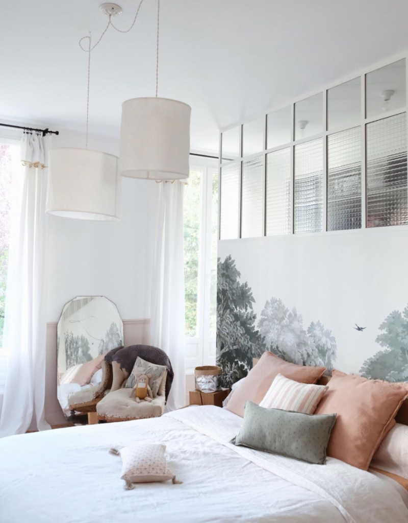 chambre moderne et cosy