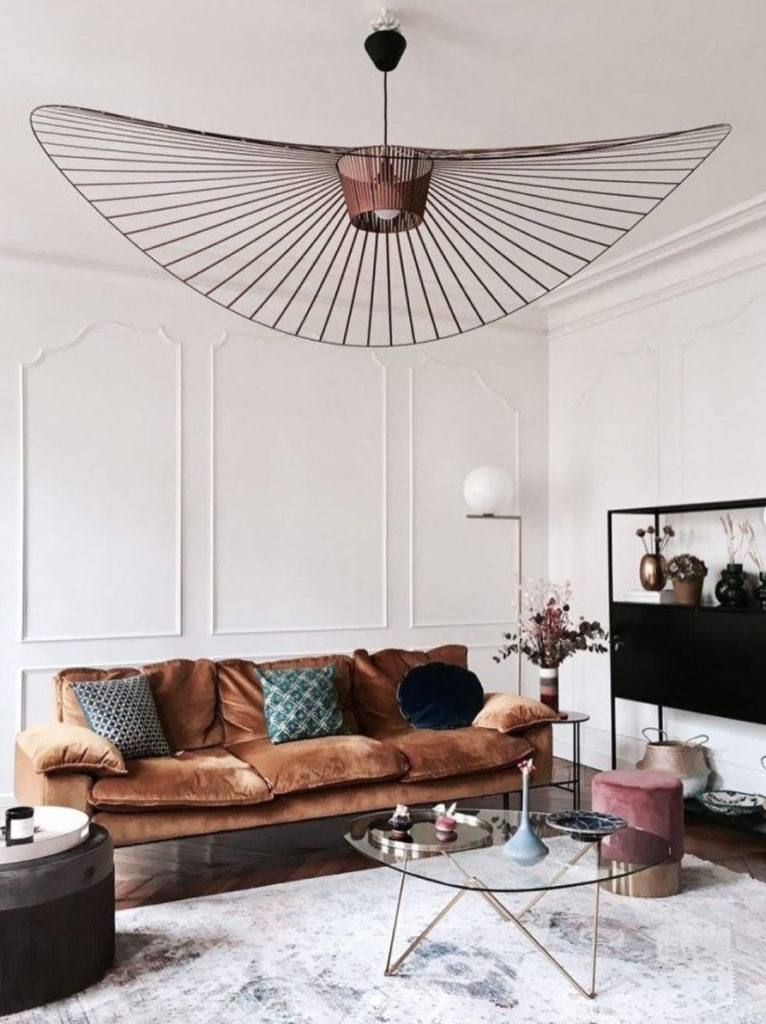 salon decoration interieure tendance 2020