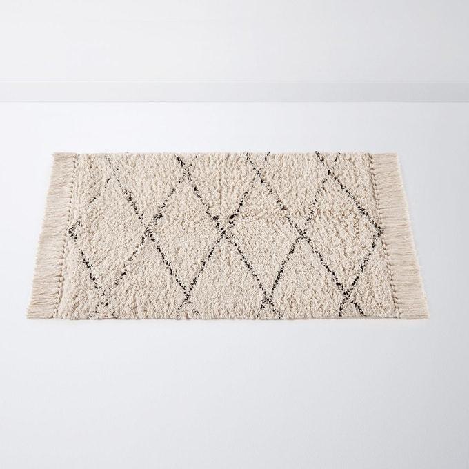 tapis de bain style berbere