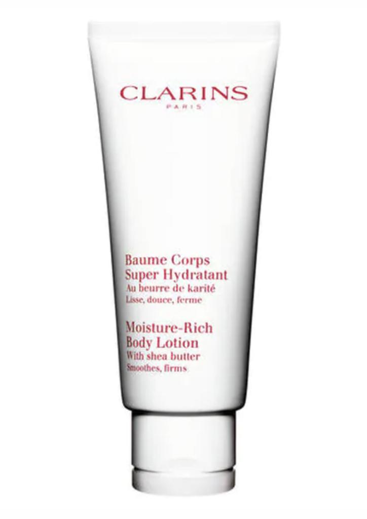 baume hydratant clarins