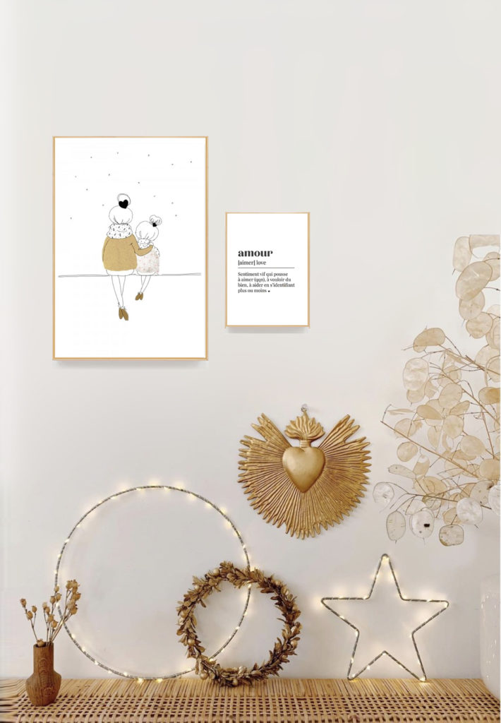 trouver joli decoration de noel