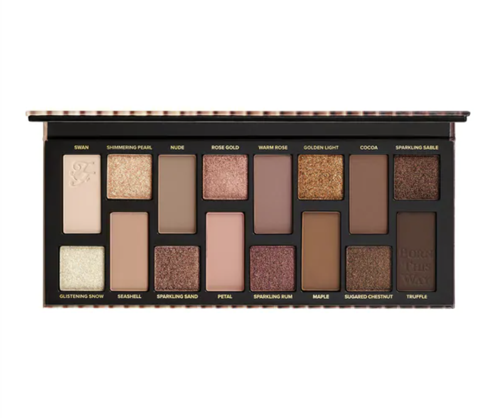 Born This Way The Natural Nudes