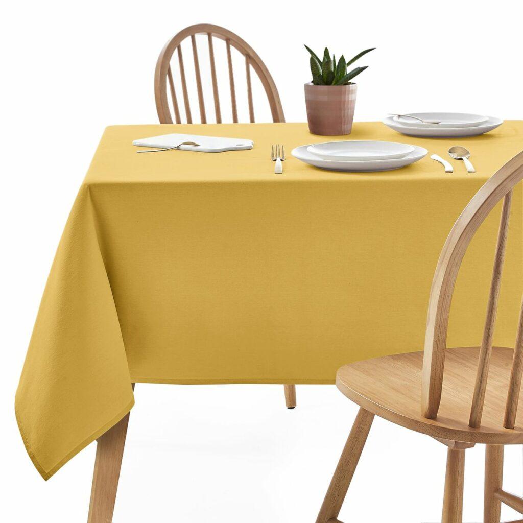 nappe jaune