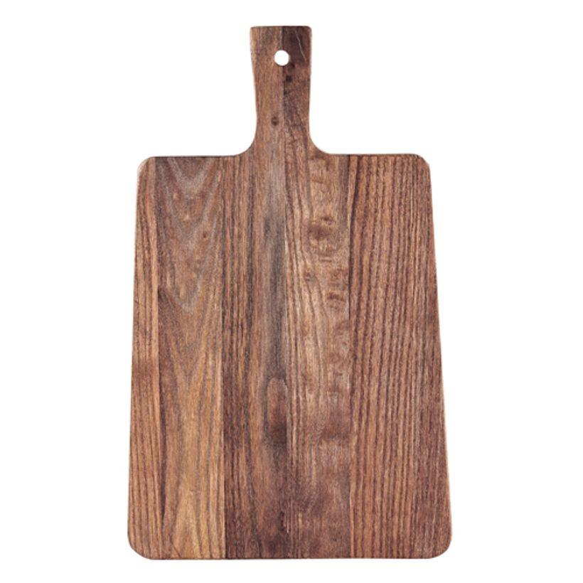 planche a decouper en bois de noyer